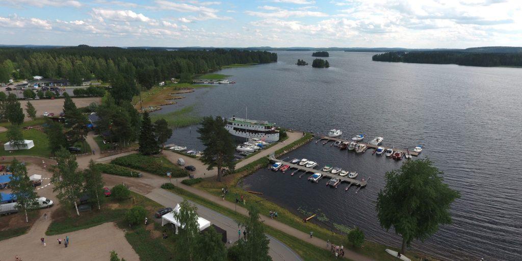 Tuusniemi_Puistosatama-ilmakuva