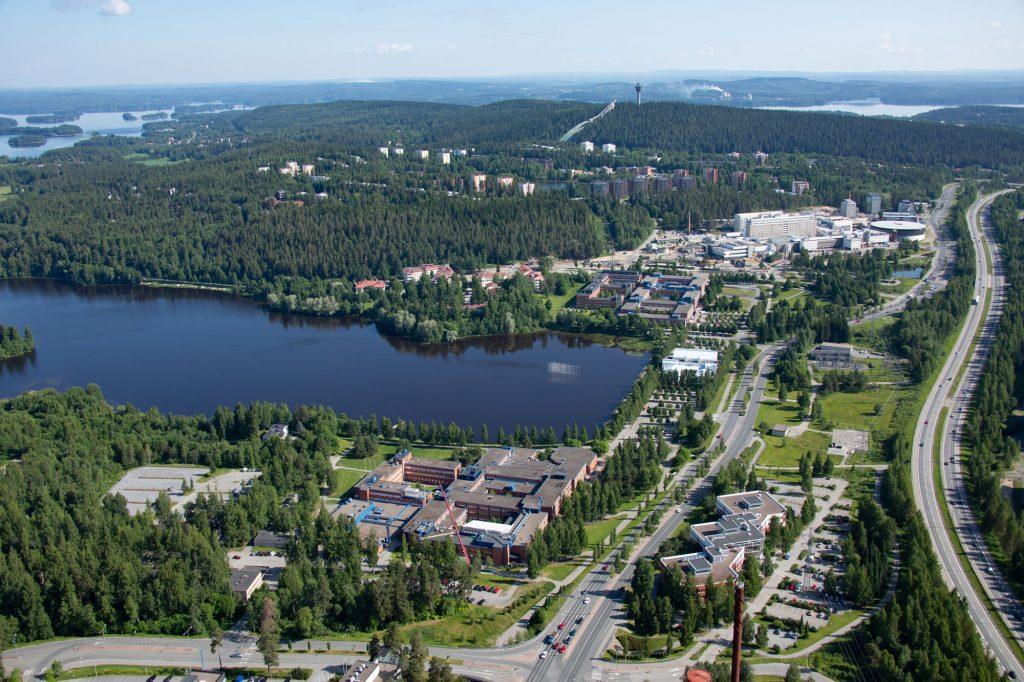 UEF_Kuopion_kampus_ilmakuva-13A31-0057