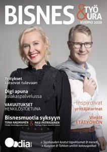 Näköislehti 6/2020 – Bisnes: työ & ura