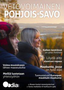 Näköislehti 7/2020 – Vetovoimainen Pohjois-Savo